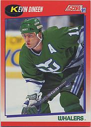 1991-92 Score Canadian Bilingual #118
