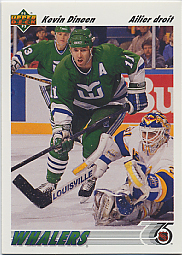 1991-92 Upper Deck French #105