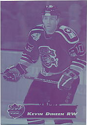 1995-96 Collector's Edge Ice Plate 3