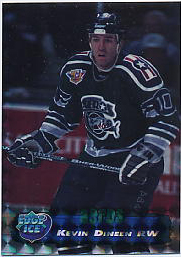 1995-96 Collector's Edge Ice Prism #130