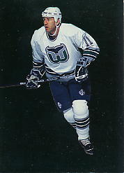 1995-96 Parkhurst International Emerald Ice #366