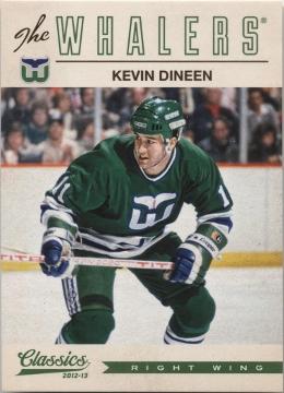 2012-13 Panini Classics Kevin Dineen #47